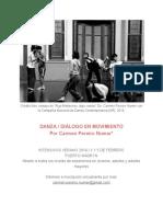Diálogo en Movimiento - Febrero