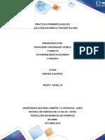 Informe de Practicas Primeros Auxilios