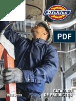 Catalogo Dickies Mexico 2019 - Ropa de Trabajo y Overoles