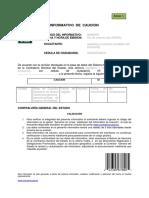 formularios informativo cauciones
