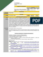 Ementa - Política IV UFPR