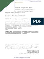 Comanducci Goznalez Ahumada Positivismo Juridico y Neoconstitucionalismo