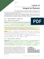 10 Integral Riemann