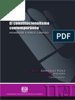 El Constitucionalismo Contemporáneo