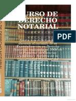 Curso de Derecho Notarial