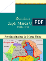 România După Marea Unire