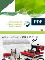 Catalogo de Maquinas ESP Web
