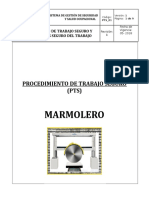 01 Pts Marmolero