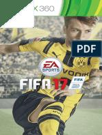 Fifa 17 Manual Xbox360 Mex