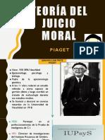 Teoría Del Juicio Moral