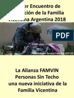 Alianza Sin Techo FAMVIN