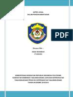 Aspek Legal Pendokumentasian