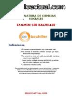 Temario de Ciencias Sociales - Espacioactual.com