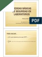 Presentación Seguridad Laboratorio 2018 01 25