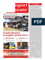 Tranzit Transport Persoane Nr.129 Iunie 2014