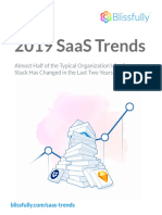 Blissfully - 2019 SaaS Trends
