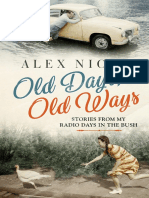 Old Days Old Ways Chapter Sampler