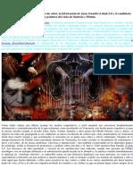 Astrogeopolítica La Fabricación de Juan Guaidó