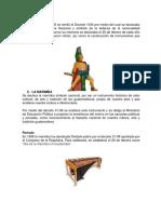 Simbolos Patrios Guatemala Febrero