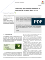 Phytochemical Information and Pharmacological Activities of-Okra