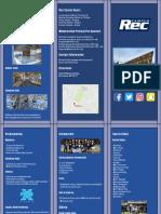 rec center brochure