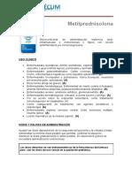Metilprednisolona
