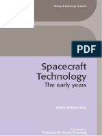 (IEE History of Technology) Mark Williamson - Spacecraft Technology_ the Early Years-Institution of Engineering and Technology (2006)