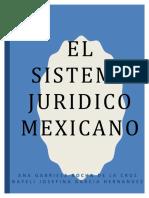 El Sistema Juridico Mexicano