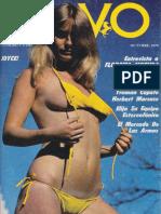 Revista Bravo. 1979.
