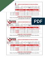 Cartão de Monitoramento Da Pressão Arterial