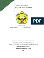 mikrobiologi laporan