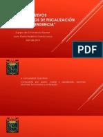 Defensas y Nuevos Procedimientos de Fiscalización De