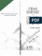 Formas Elementales de Comportamiento-balash