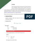 Statistika(Ukuran Penyebaran Data Dan Ukuran Letak)