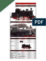 Märklin Dampflokomotive - Werkslok - Artikelnummer 3029