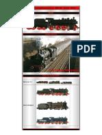 Primex Schlepptenderlokomotive - BR 38 - Artikelnummer 3010