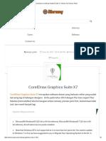 Download CorelDraw Graphics Suite X7 Terbaru Full Version Patch joss