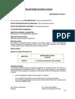 Certificado de Migración