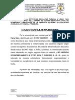 CONSTANCIA DE NO ADEUDAR A LA I.E..docx