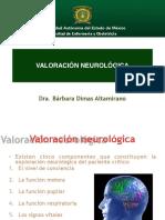 4.1 valoración neurológica