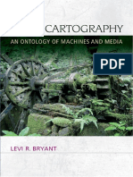 BRYANT, Levi - Onto-cartography__an ontology of machines and media