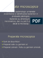 Studiul Morfologiei Bacteriene Pre Zen Tare