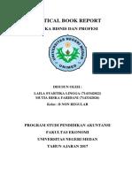 CRITICAL BOOK REPORT Etika Bisnis Dan Profesi