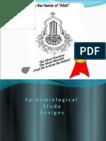Study Designs