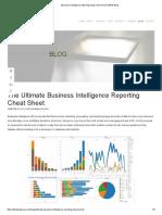 Business Intelligence (BI) Reporting Cheat Sheet _ BHW Blog