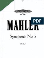 Mahler5 score.pdf