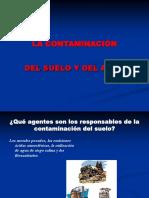 contaminacion de agua y suelo.ppt