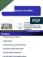 21. Lecture Intro Kafka