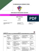RPT PJ TAHUN 2 2019