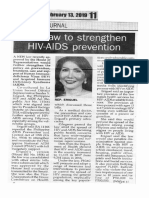 Peoples Journal, Feb. 13, 2019, New law to strengthen HIV_AIDS prevension.pdf